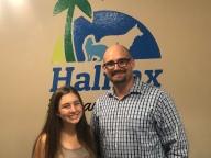 Miguel and Savannah-Halifax Humane Society 5-31-19